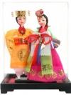 Pre Order / ตุ๊กตา บ่าว สาว เครื่องแต่งกายเกาหลีดั้งเดิม นำเข้าจากเกาหลี