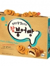 พร้อมส่ง / ขนมปลาสอดไส้ช็อกโกแลตเกาหลีแท้อร๊อยอร่อย