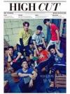 Pre Order / นิตยสารเกาหลี High Cut - Vol.152 หน้าปก iKON