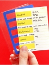 Pre Order / สมุดจดคำศัพท์ In my Hand - Yellow