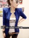 PRE-ORDER :: สินค้านำเข้า > เสื้อสูทคลุม (มีให้เลือก5สี)