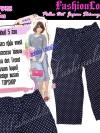 ไซส์42 เอาใจสาวอวบ #สกินนี่เอวสูงที่กำลังฮิต# PB928 Highwaist๋JeanSkinnyกางเกงสกินนี่ 5 ส่วนเอวสูงเก็บหน้าท้องดีสวยยีนส์ฟอกผ้ายืดญี่ปุ่น ลายจุดสียีนส์