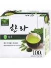 Pre Order / ชาเขียวเกาหลี แบบชง 1 กล่อง มี 100 ซอง