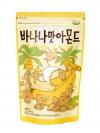 Pre Order / banana almonds 210g x 1