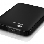2 TB. Western Elements (Black) USB3.0