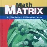 หนังสือกวดวิชา The Brain วิชาคณิตศาสตร์ : เรื่อง Matrix