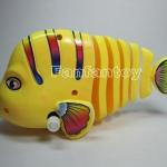 ปลาไขลาน ดุ๊กดิ๊กสีเหลือง