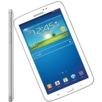 7'' (WIFI) SAMSUNG GALAXY Tab 3  16GB. (White) รุ่น T2110