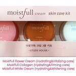 ETUDE HOUSE : Moistfull Cream Skin Care Kit (ขนาดพกพา)