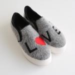Pre Order / รองเท้าแฟชั่น เวบ QNG นำเข้าจากเกาหลี