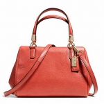 COACH MADISON MINI SATCHEL IN LEATHER # 49720