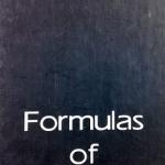 หนังสือกวดวิชา Ideal Physics : Formulas of Physics