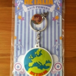 Hetalia Axis Powers Key Holder