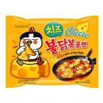 Pre Order / มาม่าเกาหลีเผ็ด ชีส ซองสีเหลือง 1 แพค มี 4+1