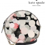 Kate Spade Cherry Terrace MIcha Handbag Purse Adorbs Festive Bubble wkru2862