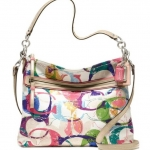 COACH POPPY STAMPED C HIPPIE # 23376