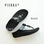 * NEW * FitFlop Pierra : Black : Size US 5 / EU 36