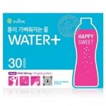 Pre Order / Osulloc Osulloc Water + Happy Sweet 30 ขนาด 30 ซอง มีสารต้านอนุมูลอิสระเท่ากับบลูเบอรี่ 25 ผลไม่มีแคลอรี่จ้า อันนี้ชอบเองจริงๆ^^