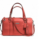 Coach Avery Leather Satchel # 26121