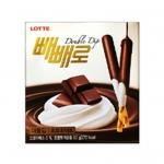 Pre Order / เปเปโร่ รสใหม่ ส่งตรงจากเกาหลี ขนาด 32 g X10 กล่อง