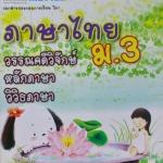 The Brain ภาษาไทย ม.3 วรรณคดีวิจักษ์,หลักภาษา,วิวิธภาษา