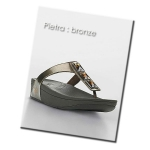 **  **  fitflop Pietra : Bronze Size US 7 / EU 38