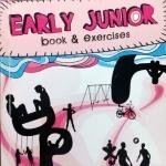 ครูพี่แนน Early Junior Book & Exercise