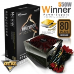 PS (FULL) 550W. ITsonas Winner (Box/Cable)