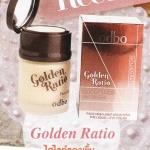 odbo Golden Ratio โกลเด้นเรโช ไฮไลท์+รองพื้น (สมาชิกVIP ราคา 100.-)