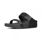 **พร้อมส่ง** รองเท้า FitFlop Flare Slide : Black : Size US 6 / EU 37