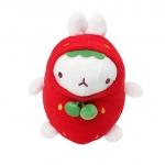Pre Order / ตุ๊กตา MOLANG strawberry (25 cm)