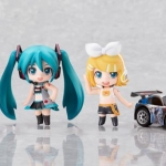 Nendoroid Puchi Vocaloid RQ set (Black)