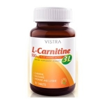 Vistra L-Carnitine 500 mg ( New 3 L )  30   3 