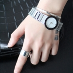 Pre Order / chain couple watch