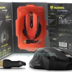 "USB Optical Mouse ""NUBWO"" (NM-11 RAZA) Gaming"