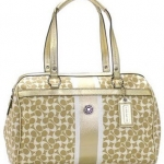 COACH Chelsea ZIP Satchel Boston Satchel # 15132