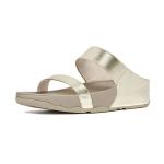 **พร้อมส่ง** รองเท้า FitFlop Lulu Slide : Gold : Size US 6 / EU 37