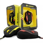 "USB Optical Mouse ""NUBWO"" (NM-20) Gaming"