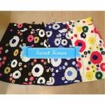 [[พร้อมส่ง]]Sretsis Blossom Skirt กระโปรงทรงเอวสูงพิมพ์ลายดอกบลอสซั่ม น่ารักสุดๆค่ะ งาน Matilda
