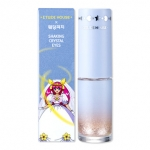 Etude House Wedding peach Shaking Crystal Eyes 5g