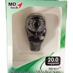 Webcam MD-TECH (MDC-9) Black