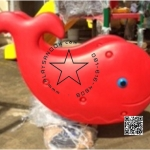 PP-toro02 สปริงโยกเยกปลาวาฬ