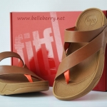 ****  FitFlop Sling Leather : Tan : Size US 7 / EU 38