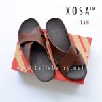 * NEW * FitFlop XOSA : TAN : Size US 10 / EU 43