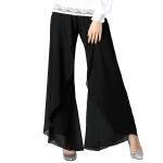กางเกงขายาว สีดำ (XL,2XL,3XL,4XL,5XL)