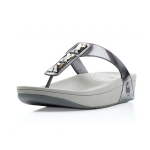 **  **  fitflop Pietra : Pewter Size US 6 / EU 37