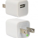 Adapter USB Charger (คละสี)