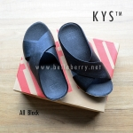 ** NEW FitFlop : : K Y S : : All Black : Size US 5 / EU 36