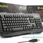 "USB Keyboard ""NUBWO"" (NK-004) Black"