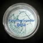 ขนาดจัดชุด MMUMANIA Mineral Makeup : FINISHING POWDER แป้งฝุ่นคุมมัน มิเนอรัล สีฟ้า